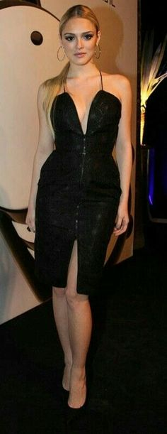 Cute black dress
