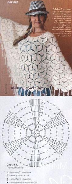 Fabulous Crochet a Little Black Crochet Dress Ideas. Georgeous Crochet a Little Black Crochet Dress Ideas. Crochet Motifs, Crochet Tunic, Crochet Diagram, Crochet Stitches Patterns, Black Crochet Dress, Filet Crochet, Crochet Doilies, Crochet Clothes, Crochet Lace