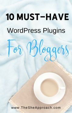 Many people find WordPress to be one of the best blogging platforms out there – myself included. If you need some tips about Wordpress Plugins you are in the right place - I will show you 10 must-have Wordpress Plugins for Bloggers that will be very helpful for you! #wordpressplugins #bloggingtips #wordpressplatform Top Blogs, Wordpress Plugins, Blogging For Beginners, Make Money Blogging, Blog Tips, Platforms, Must Haves, How To Start A Blog, Foto Jungkook