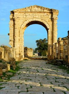 Arch of Tyre