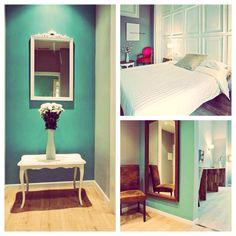 violeta boutique barcelona Hostel, Barcelona, Entryway, Boutique, Bed, Furniture, Home Decor, Entrance, Decoration Home