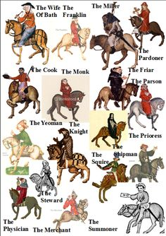 "1000+ images about Teaching ""Canterbury Tales"" on Pinterest ..."