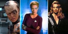 15 Things You Didn't Know About Seven of Nine (including her child)