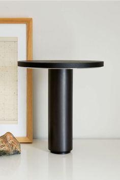 Radient Table Lamp Black by Rich Brilliant Willing