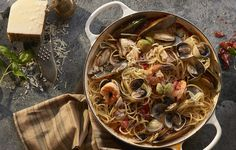 How to Make Abruzzi Fish Stew #ScratchCookbook  <<< for more great recipes check out our website  http://www.sportforcharity.com