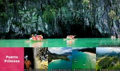 """Puerto Princesa - Aptly nicknamed """"the city in a forest,"""" Puerto Princesa city's attractions have much to do with its natural wonders and commitment to the environment. Puerto Princesa Subterranean River, Puerto Princesa Palawan, 7 Natural Wonders, Philippines Travel, Top Destinations, Filipina, Best Hotels, Adventure Travel, Places To Go"""