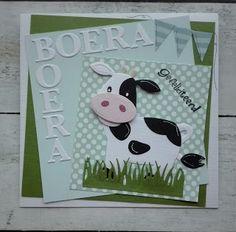 Maria's kaartjes: 3x Boera