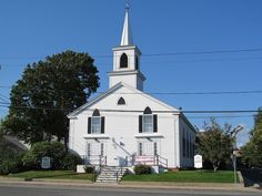 Osterville Baptist Church in Barnstable, Massachusetts.