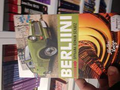 Berlin travel guide book - Berliini - oppaana Roman Schatz.
