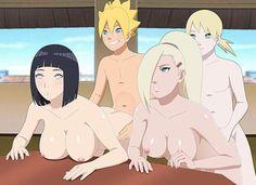 Naruto porno Sakura fumetto