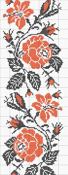 Thrilling Designing Your Own Cross Stitch Embroidery Patterns Ideas. Exhilarating Designing Your Own Cross Stitch Embroidery Patterns Ideas. Cross Stitch Rose, Cross Stitch Borders, Cross Stitch Flowers, Cross Stitch Charts, Cross Stitch Designs, Cross Stitching, Cross Stitch Patterns, Learn Embroidery, Cross Stitch Embroidery