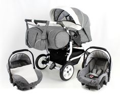 2 in 1 Twins Duo Stars Adbor Double Twin Pram Pushchair Certified to Baby Jogger Stroller, Twin Strollers, Double Strollers, Double Stroller For Twins, Twin Pram, Double Prams, Baby Prams, Twin Babies, Baby Twins