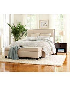 Logan Bedroom Furniture Sets & Pieces - Bedroom Furniture - furniture - Macy's