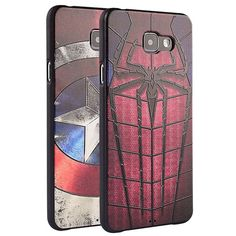 3D Relief painting soft Silicon back cover case for Samsung – PhoNecessity