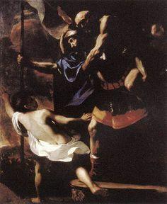 Mattia Preti (1613–1699)  Aeneas, Anchises and Ascanius Fleeing Troy Date1630s galleria nazionale di arte antica