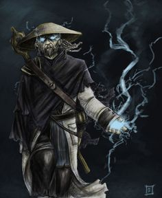 Raiden Concept by schillingart on deviantART Raiden Mortal Kombat, Mortal Combat, The Evil Within, Game Concept Art, Avatar The Last Airbender, Video Games, Darth Vader, Fictional Characters, Silent Hill
