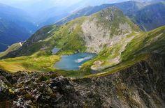 ro-mania:    Capra Lake, Fagaras Mountains, Romania  by~sawrad