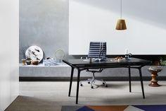 herman miller commissions charles wilson to design multipurpose table