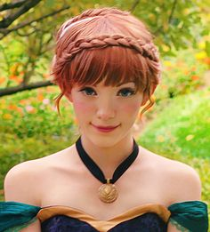 anna of arendelle coronation | Princess Anna of Arendelle Coronation Dress Construction Notes