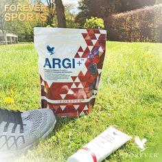 Az ARGI+™ lendületet ad, amelyre szükséged van egész nap. L-Arginint és szinergikus vitaminokat biztosít szervezeted számára. https://www.youtube.com/watch?v=IRc0jNWwyps  Az Aloe Heat Lotion nagyszerű a stressz és a feszültség csillapítására. Ideális az aktív életstílus támogatására. http://360000339313.fbo.foreverliving.com/page/products/all-products/hun/hu Segítsünk? gaboka@flp.com Vedd meg: https://www.flpshop.hu/customers/recommend/load?id=ZmxwXzIzMTk5