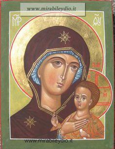 Madre di Dio di Petrov Tempera, Madonna, Mona Lisa, Marvel, Album, Artwork, Movie Posters, Dios, Picasa