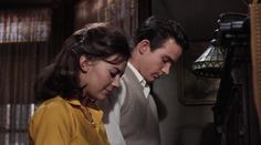 natalie wood & warren beatty in splendor in the grass ...