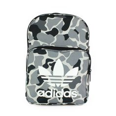 f64822d0e1 Adidas Classic Camouflage Backpack γκρι camo.  sneakerstown  adidas   adidasoriginals  adidasclassic