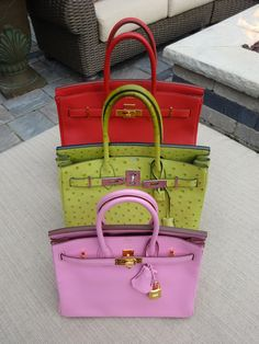99e437e1ec1d In-depth look at Hermes Birkin Sizes in this PurseBop reference guide. Real  life comparison pictures of Birkin bags and advice on mini Hermes like the