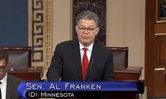Senator Al Franken publically shames Mitch McConnel and his cowardly colleagues for obstructing President Obama's future SCOTUS nominee.