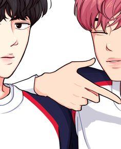 EXO Kai x Sehun