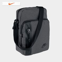 a2a80b727571 Nike Core Small Items 3.0 Bag Unisex Sports Gym Hiking Athletic Gray  BA5268-021