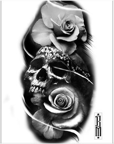 Ready to tattoo. Tattoo Design Drawings, Tattoo Sketches, Tattoo Designs, Tattoo Ideas, Couple Tattoos, Tattoos For Guys, Tattoo Sleves, Ozzy Tattoo, Chicano