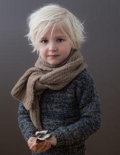 Wollkleidung für Kinder - Herbst