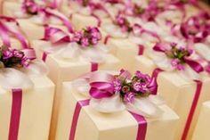 Los recuerdos de boda para tus invitados