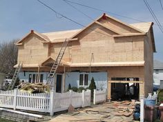 images of above garage additions | Full Dormer with 2nd Floor Addition over new Attached Garage