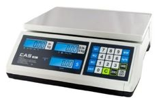CAS ERJR Price computing Scale 30 lb x 001 lb NTEP Legal for Trade >>> For more information, visit image link. (Amazon affiliate link)