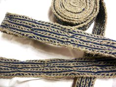 tablet weaving in merino, linen, and silk by fairesisters. viking tablet woven belt sca re-enactment
