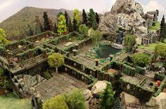Siege of the Sacred Spring - Dwarven Forge