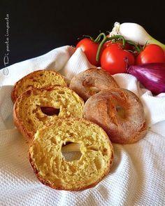 Di pasta impasta: Friselle semola di grano duro con lievito madre