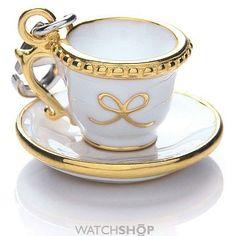 Ladies Royal London Sterling Silver Tea Cup Charm RLSC0012