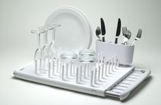 Mechanical Dish Rack