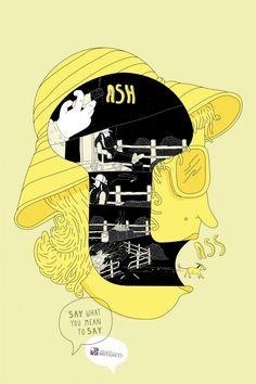 Británico English Institute: Ash