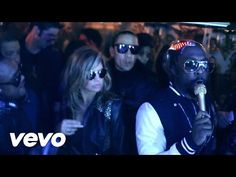 The Black Eyed Peas - Just Can't Get Enough (Official Music Video) Tv Show Music, Music Film, Tsunami Videos, Black Eyed Peas, Beyonce Run The World, Katy Perry Firework, I Gotta Feeling, Music Recommendations, Urban Looks