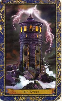 Wizards Tarot. --If you love Tarot, visit me at www.WhiteRabbitTarot.com