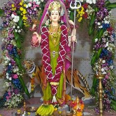 duraga devi - Google Search Durga, Google Search, Flowers, Plants, Plant, Royal Icing Flowers, Flower, Florals, Floral