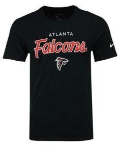 Nike Men's Atlanta Falcons Sports Specialty Script T-Shirt - Black XXL