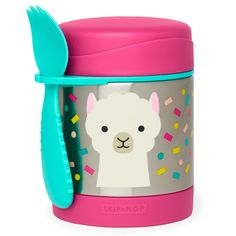 Find Zoo Insulated Food Jar Llama from Skip Hop UK to encourage movement and play. Shop our Baby Gyms, Play Mats, Musical Toys, and more. Twin Babies, Cute Babies, Skip Hop Zoo, Stainless Steel Containers, Keep Food Warm, Food Jar, Kids Backpacks, Baby Fever, Baby Pictures