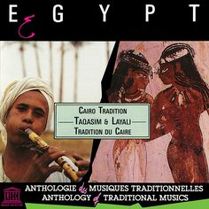 """Among the tracks presented here are two extended performances of taqâsim and layālī in the same mode, selected to provide listeners an opportunity to compare the instrumental and vocal styles of improvisation.  The principal instruments employed in Egypt are the zither-like qanun, the oud, or lute (the word """"lute"""" comes from the Arabic """"al- 'ud""""), and the nay, a vertical flute without a mouthpiece. All of them may be heard here. Instrumental, Cairo, Flute, Egypt, Opportunity, Musicals, Album, Songs, Travel"""