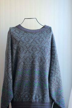 e5ef7ccd0 McGregor Maximum Mens Vintage Sweater