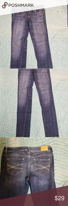 I just added this listing on Poshmark: Aeropostale jeans size 3/4 ultra skinny Ashley. #shopmycloset #poshmark #fashion #shopping #style #forsale #Aeropostale #Denim